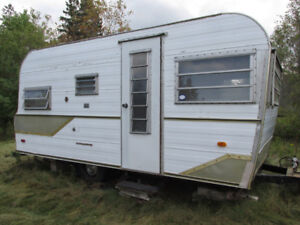 2x18ft.  Travel Trailers - $600 for one, $1000 for both