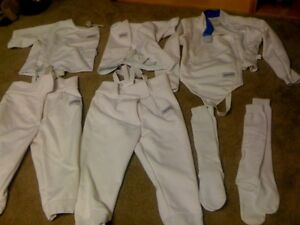 Fencing outfit Kitchener / Waterloo Kitchener Area image 1