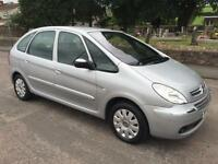 2005 55 Citroen Xsara Picasso 1.6 16v 110 Exclusive MPV 5 Door Hatch Manual