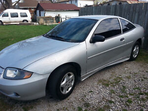 2003 Chevrolet Cavalier VL / with safety
