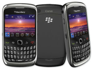 GREAT SHAPE WIND -BLACKBERRY 9320+UNLOCKED+ACCESSORIES