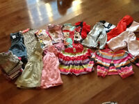 30+ 2-3t girls clothes excellent condition. Gap, gymboree etc