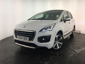 2014 64 PEUGEOT 3008 ALLURE HDI DIESEL 1 OWNER FROM NEW FINANCE PX WELCOME