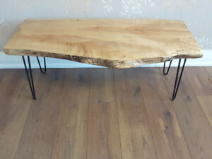 Live Edge coffee table