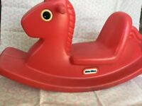 Little Tikes Red Outdoor SeaSaw