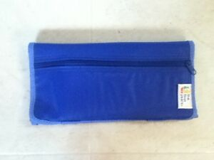 Traveling Change Mat with Diaper/Wipe Storage