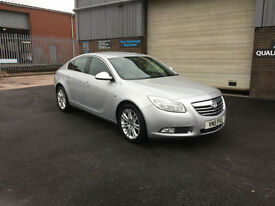 2011 VAUXHALL INSIGNIA 2.0 CDTi 16v 130 BHP EXCLUSIVE,ONLY 1 OWNER FROM NEW
