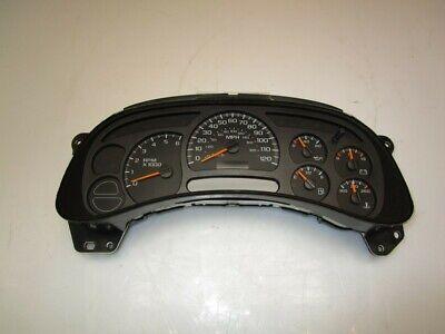 05 2005 Chevrolet Silverado 1500 Speedometer Head Cluster OEM