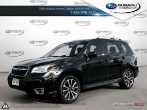 2018 SUBARU FORESTER 2.0XT TOURING PACKAGE