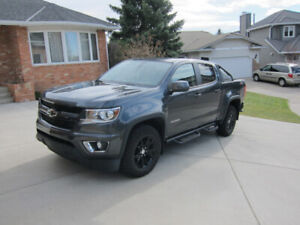 2016 Chevrolet Colorado Z71 Trail Boss Pickup Truck allergy-free