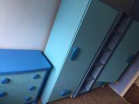 Ikea Mammut children bedroom set