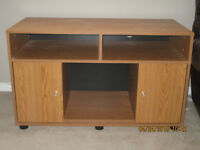 Cabinet for TV, electronics or storage.