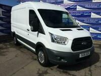 2016 Ford Transit 2.2 290 SHR P/V 1 OWNER LOW MILEAGE PANEL VAN Diesel Manual