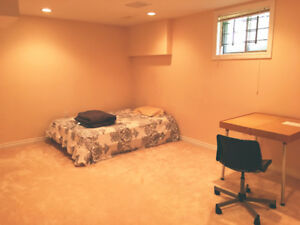 One Bdrm Basement Apartment. Hwy7/Woodbine. Warden/ IBM