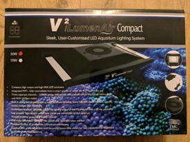 TMC V2 iLumenair Compact 50w saltwater marine led light