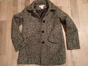 Girls size 10/12 fall coat Stratford Kitchener Area image 1
