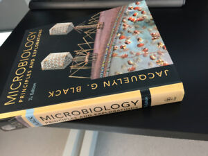 *Microbiology Principles and Explorations (text book)