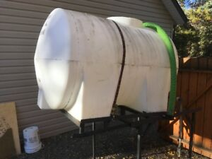 300 gallon water tank for sale