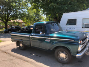 FORD F100 TWIN BEAM