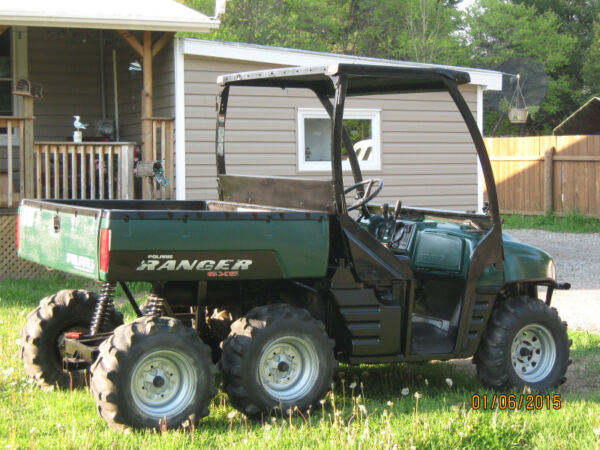 Used 2008 Polaris polaris ranger 6x6