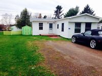 Minhome with Land included!! Only 39,500$ !! Priced to sell asap