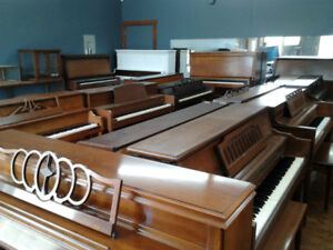 The largest selection of used pianos this side of Toronto !!!