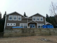 Waterfront home on Shuswap
