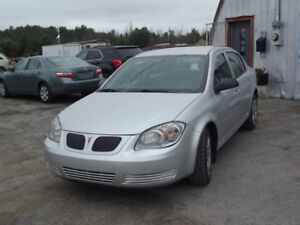 SAFETIED 2009 Pontiac G5 with only 85,915kms