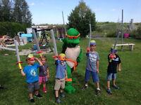 Les Ninja Turtels disponible pour la fête de votre enfants