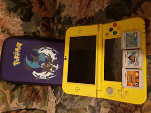 Selling 3DSXL with 3 games