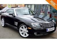 2004 04 CHRYSLER CROSSFIRE 3.2 V6 2D AUTO 215 BHP! A/C + HEATED SEATS + CRUISE!