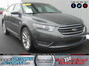 Ford Taurus Limited | AWD | 3.5L | V6 | Bluetooth 2016
