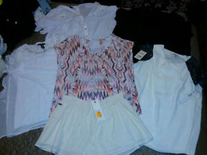 LOT OF 6 BRAND NEW L/XL WOMENS $35 EACH OR ALL FOR $160