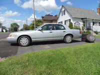 2001 Mercury Grand Marquis GS Sedan