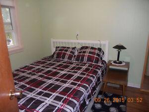 2 bedroom bungalow for rent.