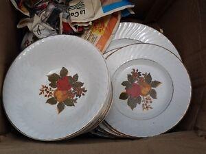 a vendre  anciennes vaisselles
