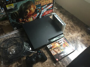 PlayStation 3. System and games