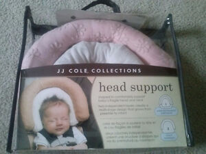 New JJ Cole Head Support for newborns and infants