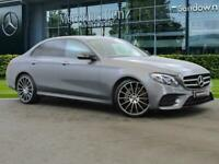 2020 Mercedes-Benz E-CLASS E 300 d AMG Line Night Edition Saloon Auto Saloon Die