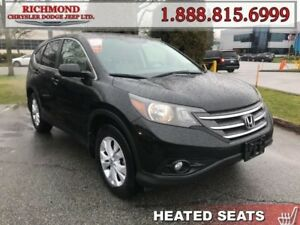 2012 Honda CR-V EX-L  - Leather Seats -  Sunroof