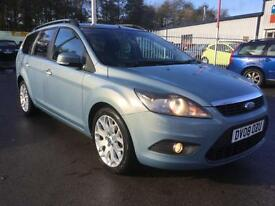 Ford Focus 1.6TDCi 110 ( DPF ) 2008.25MY Zetec