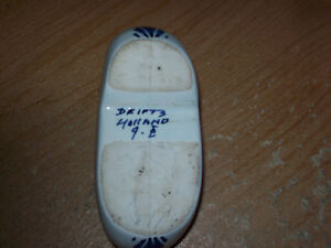 Delft Dutch china clog London Ontario image 2