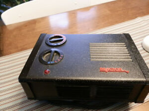Reactor portable space heater - for boats, greenhouses, cottages