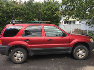 2003 Ford Escape 2,3 l 4 cylindres