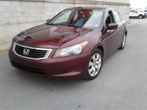 2008 Honda Accord EXL Fully Loaded Excellent  $4750