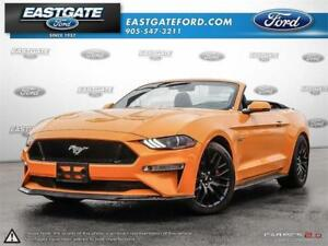 2018 Ford Mustang GT Premium/Performance Pack