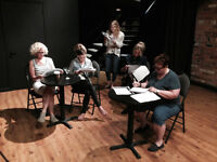 Introduction to Acting at the OAC Downtown Studios