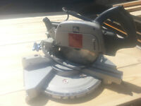 "Ultra Compact 8"" Mitre Saw - Sliding Compound Miter"