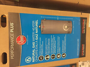*Brand New* 40 gallon Gas Water Heater*Already Reduced*
