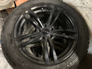 BMW X5 2015-2018 All PURPOSE SNOW TIRE FOR SALE